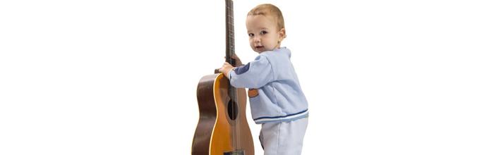 Corso di chitarra per bambini
