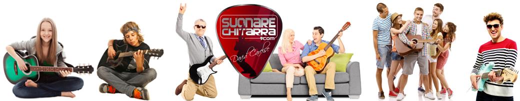 Suonare Chitarra . com logo