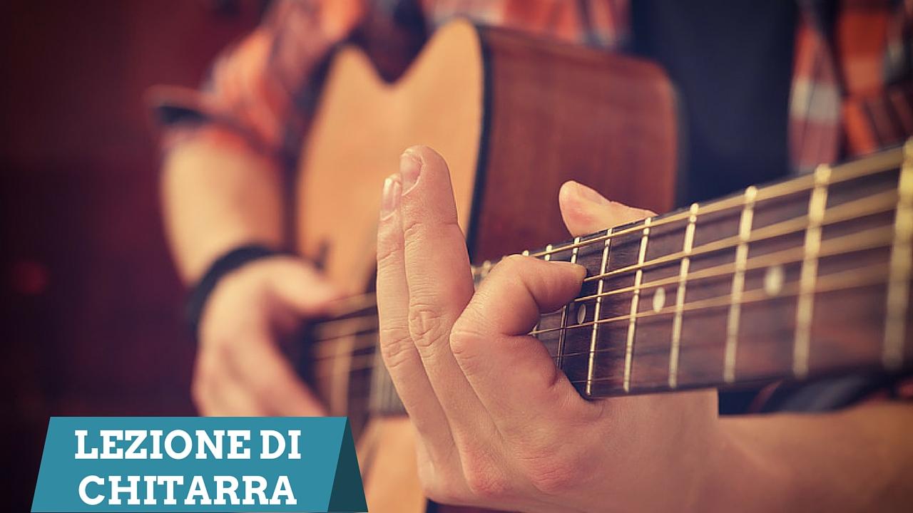 Lezioni di chitarra - Stoppare corde che risuonano
