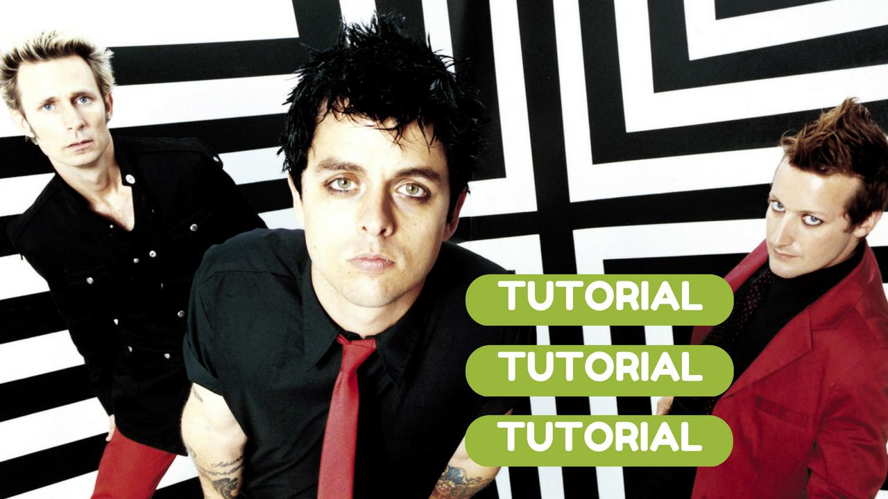 Tutorial Chitarra Green Day Still Breathing