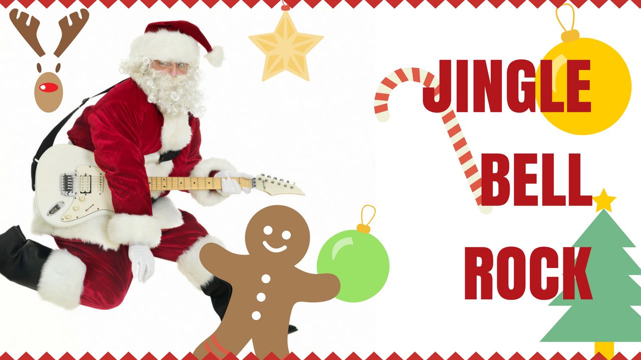 Jingle Bell Rock - Tutorial Chitarra - Canzoni di Natale