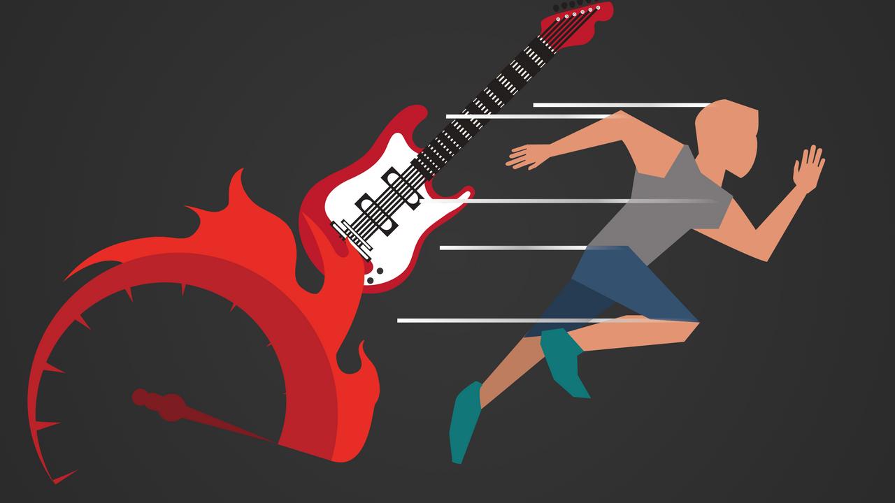 velocità chitarra - aumentare e migliorare - lezioni di chitarra