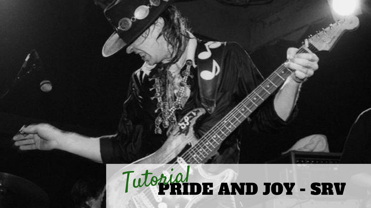 Tutorial Chitarra - Pride and Joy - Stevie Ray Vaughan