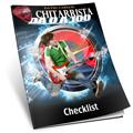 Corso Chitarra - Checklist