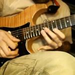 Lezioni di chitarra - Sweep Picking - Esercizio e lick