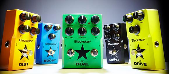 Blackstar LT - tutti i pedalini della serie