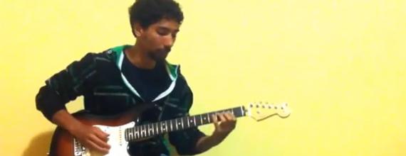 Assoli di chitarra facili - Fata Morgana