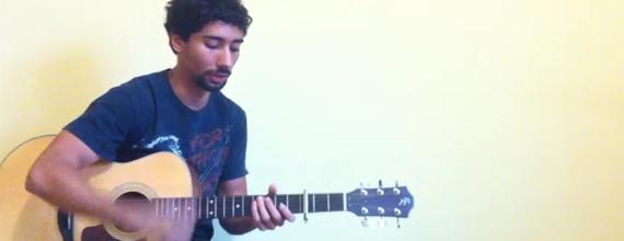 tutorial chitarra - lezioni di chitarra - hey brother avicii