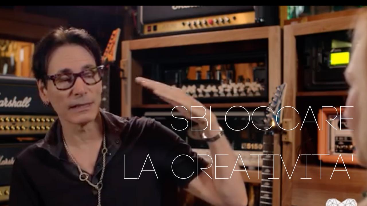 Steve Vai - Creatività, Musica