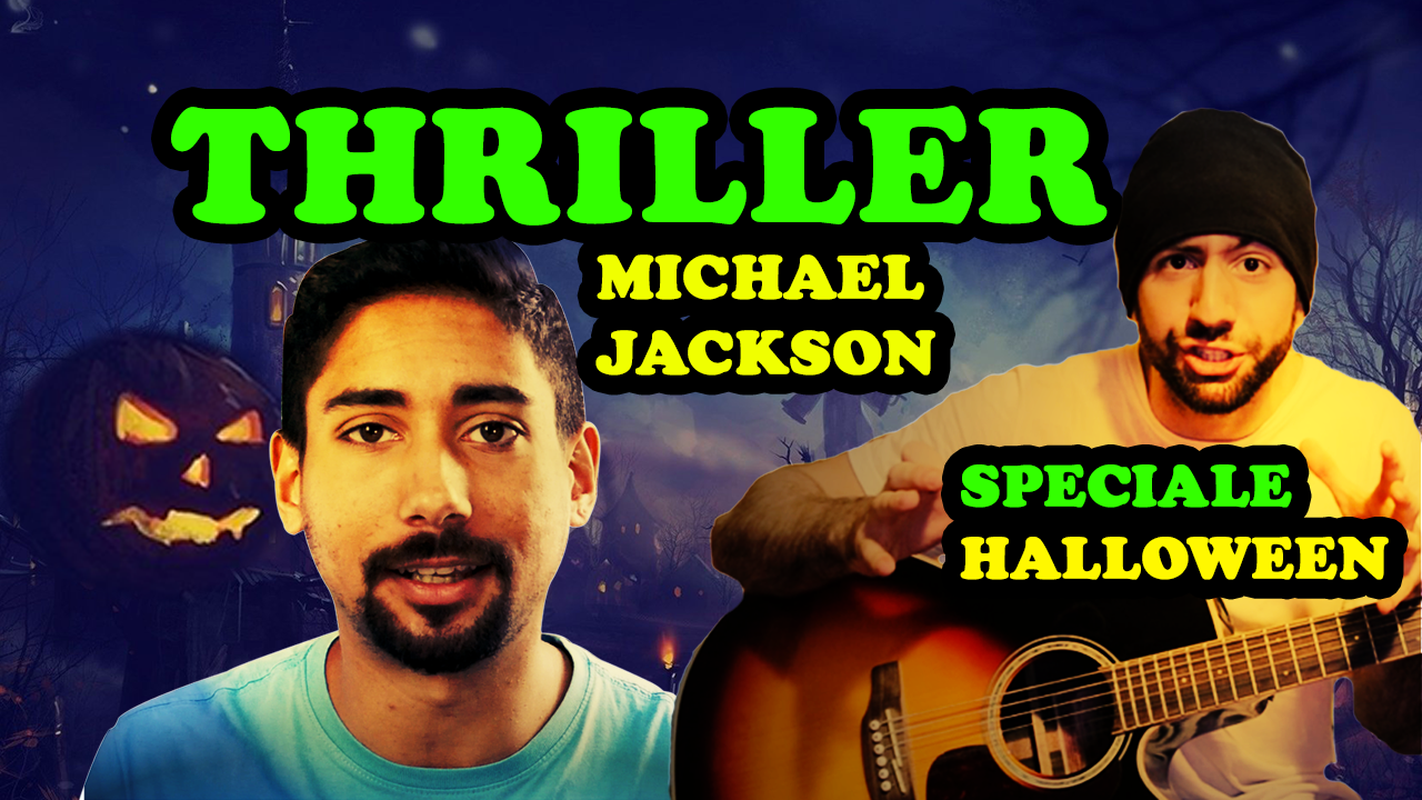 tutorial chitarra thriller michael jackson loop station